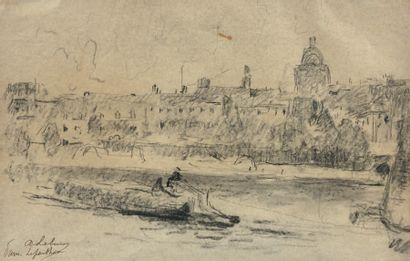 Albert-Charles LEBOURG (Montfort-sur-Risle 1849 - Rouen 1928)