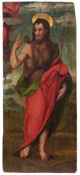 ANTONIO DI DONNINO DEL MAZZIERE (FLORENCE FIN DU XVE SIÈCLE - 1547)