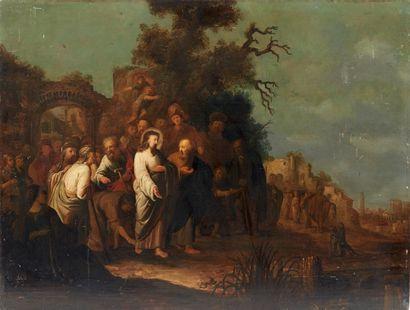 ATTRIBUÉ À CLAES CORNELISZ. MOEYAERT (1592-1655)