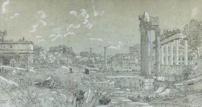 Nicolas Didier BOGUET (Chantilly 1755 - Rome 1839)