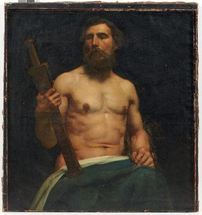 ALBERT GUSTAF ARISTIDES EDELFELT (KIIALA, PORVOO 1854 - HAIKKO, PORVOO 1905)