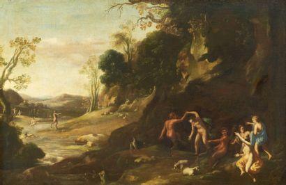 DANIEL VERTANGEN (LA HAYE 1598 - AMSTERDAM VERS 1684)