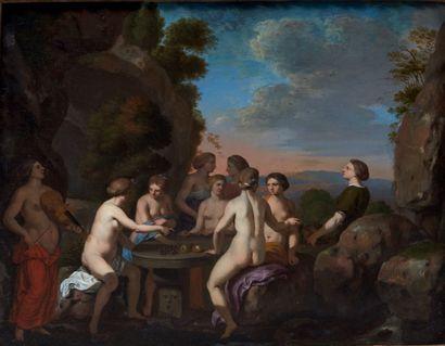 GERARD HOET I (ZALTBOMMEL 1648 - LA HAYE 1733)
