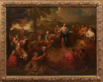 CLAUDE II AUDRAN ET GUY-LOUIS VERNANSAL (LYON 1639 - PARIS 1684) ET (PARIS 1648 - 1729)