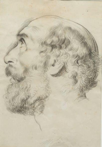 ATTRIBUÉ À TOMMASO MINARDI (FAENZA 1787 - ROME 1871)