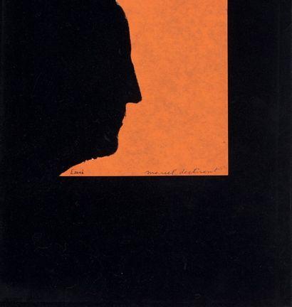 Marcel DUCHAMP (1887-1968) Eau & Gaz à tous les étages. - LEBEL (Robert). Sur Marcel...