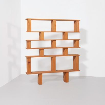 CHARLOTTE PERRIAND (1903-1999) & PIERRE JEANNERET (1896-1967)<br/>France
