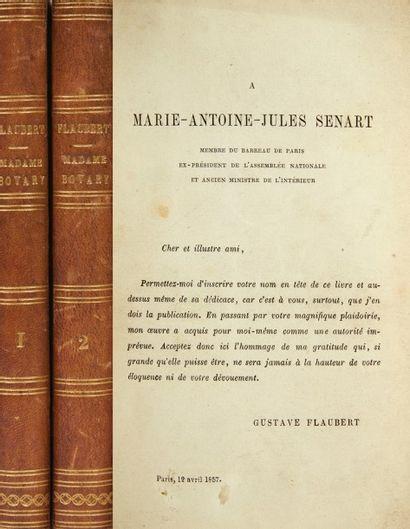 FLAUBERT (Gustave)