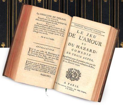 MARIVAUX (Pierre Carlet de Champlain de)