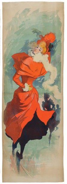 Jules CHÉRET (1836-1932)