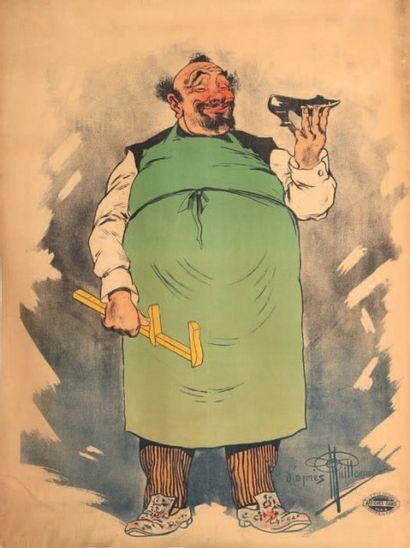 Albert GUILLAUME (1873-1942)