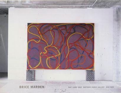 Brice MARDEN (né en 1938)