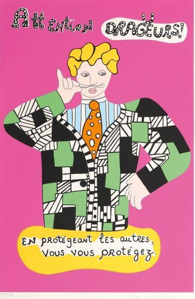 Niki de Saint Phalle (1930-2002)