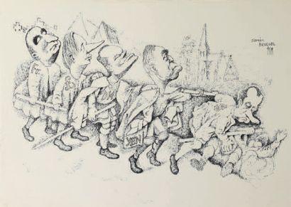 TIM (LOUIS MITELBERG) (NÉ EN 1919)