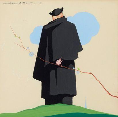 Jean-Adrien MERCIER (1899-1995)