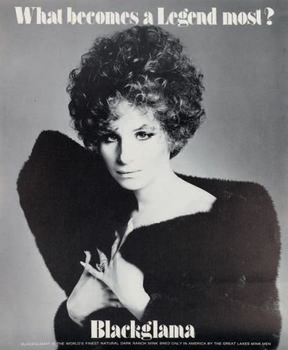 WHAT BECOMES A LEGEND MOST? Barbra Streisand,...