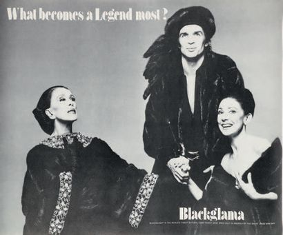 WHAT BECOMES A LEGEND MOST? Marta Graham,...