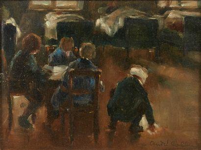 ANDRÉ COLLIN (1862-1930)