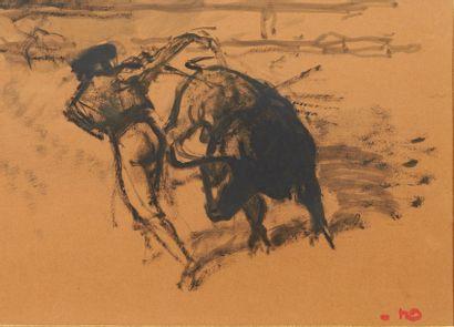 HENRI DELUERMOZ (1876-1943)