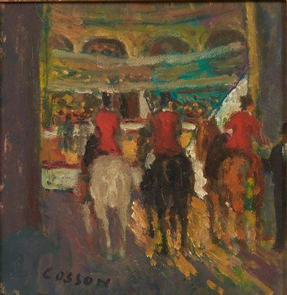 MARCEL COSSON (1878-1956-)