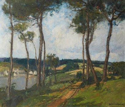 LOUIS-MARIE DESIRE LUCAS (1869-1949)