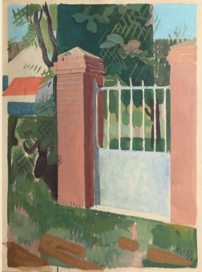 ALFRED RETH (1884-1966)