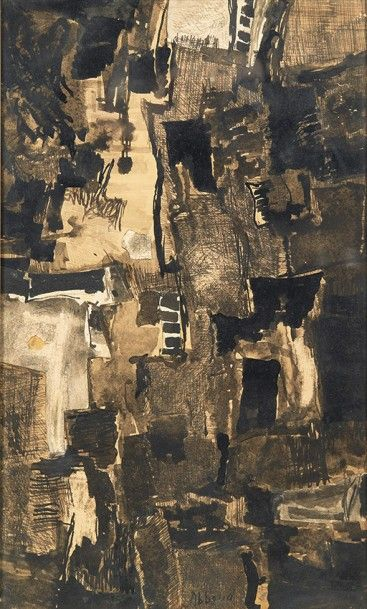 CHAFIK ABBOUD (1928-2004)