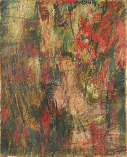 WILFRIED MOSER (1914-1997)