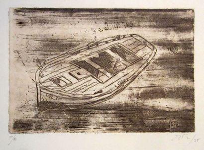 ORTIZ Barque, 1978