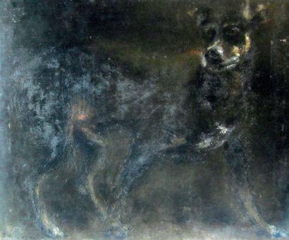 PERE OLIVER Chien, 1991