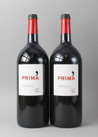 * LOT DE 5 Flacons de Vins rouges - ESPAGNE:...