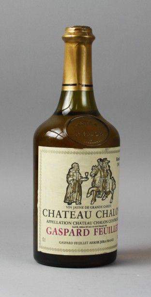 * 1 Bouteille CHÂTEAU CHALON - G. FEUILLET...