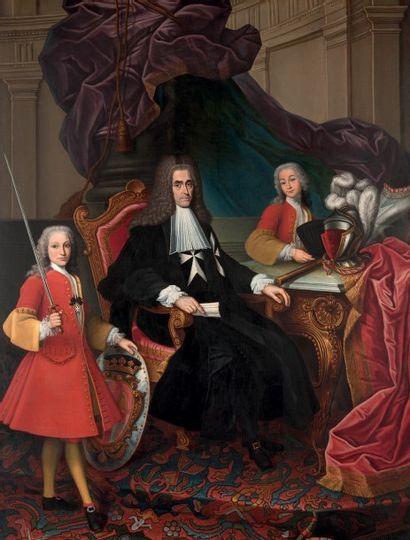 HENRI REGNAUD (ACTIF À MALTE, PREMIÈRE MOITIÉ DU XVIIIe SIÈCLE)