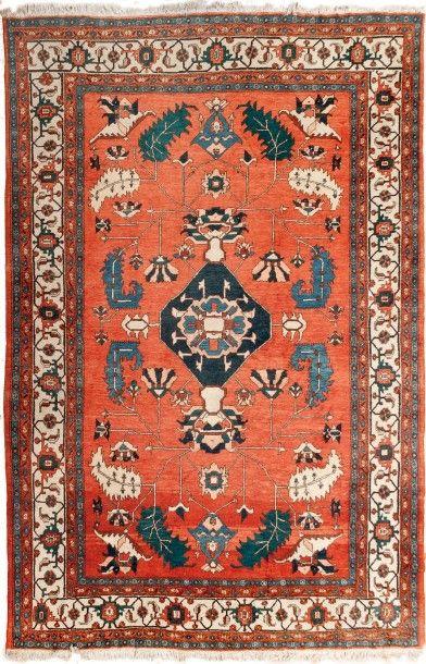 Kazak, sud Caucase, vers 1980