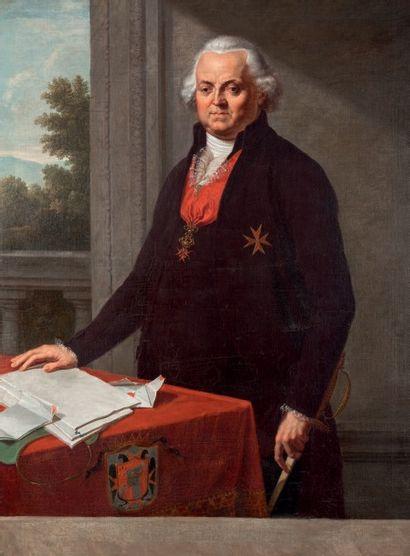 ECOLE ESPAGNOLE, VERS 1780