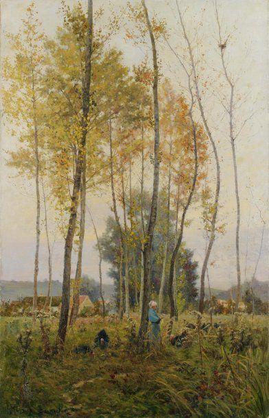 MAURICE DAINVILLE (1856-1943)
