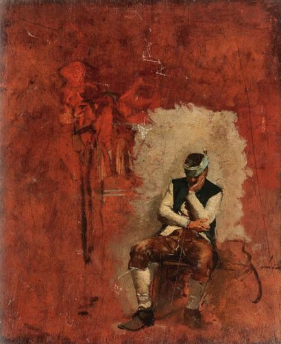 LOUIS ERNEST MEISSONIER (1815-1891)