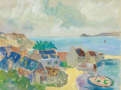 LOUISE-MARIE PEYRE (1897-1975)