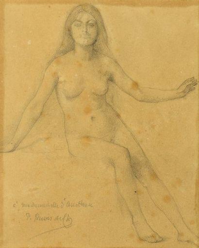 PUVIS DE CHAVANNE (1824-1898)