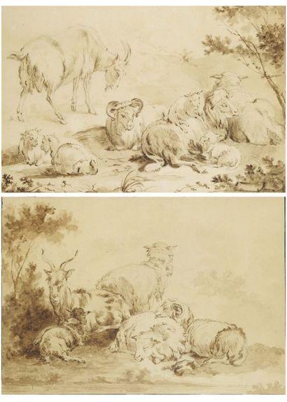 Jean-Baptiste Huet dit le Vieux (Paris 1745-1811)