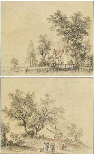Aignan-Thomas Desfriches (Orléans 1715-1800)