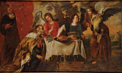 Attribué à Anthony Sallaert (1590 - 1650)