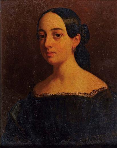 Eugène Deveria (Paris 1805 - Pau 1865)