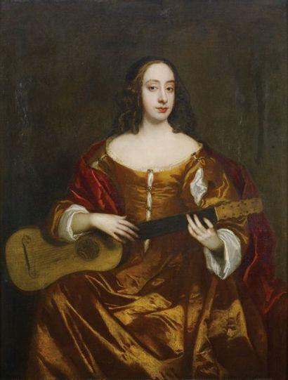 Pieter van der Faes dit Sir Peter Lely (Soest 1618 - Londres 1680)