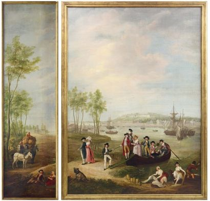 A. A. Simons (actif à la fin du XVIIIe siècle)