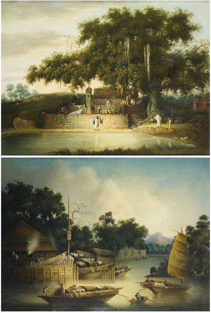 École anglaise du XIXe siècle
