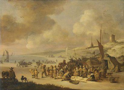 Pieter Bout (Bruxelles 1658 - 1702 ou 1719)