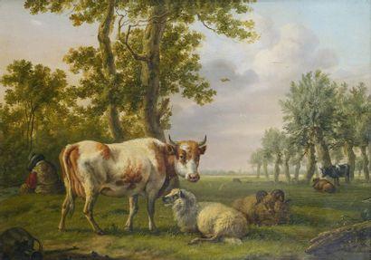 Gilles Smak Gregoor (Dordrecht 1770 - 1843)