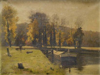 Albert Decamps (Allery 1861 - ? 1908)
