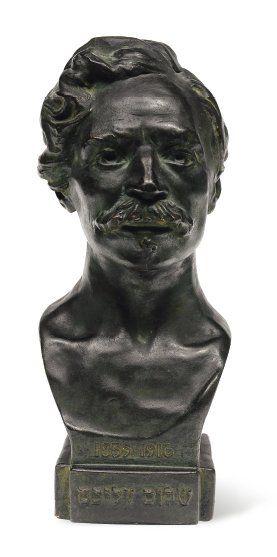 A. PORTNOFF Sholem aleikhem (1859-1916)